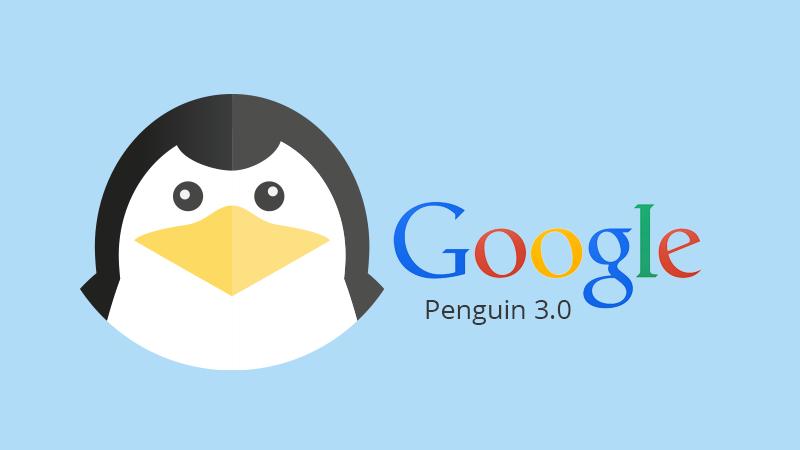 SEO: Google Penguin 3.0