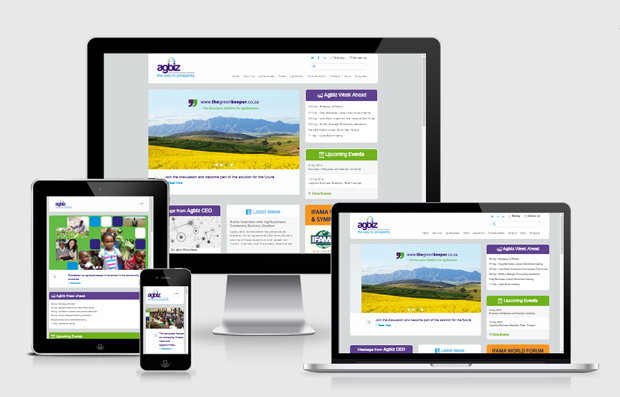 Agbiz Website