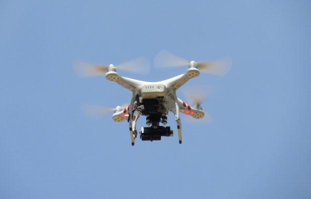 Drone shot shot down