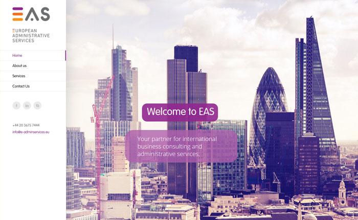 EAS Web