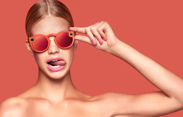 Snapchat's new Spectacles