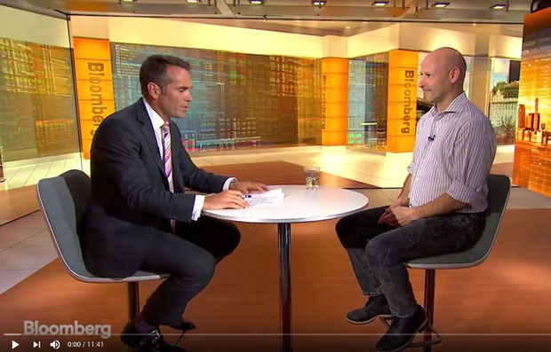 Joseph Lubin, Ethereum co-founder and Consensys Inc. chief executive officer, discusses the swings in the cryptocurrency market