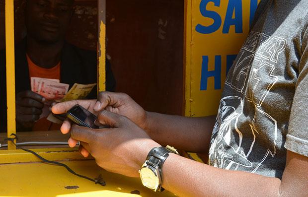 Ugandans quit internet services