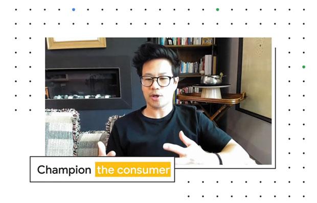 Google Consumer Driven
